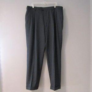 NEW Jos. A. Bank Windsor 100% Wool Navy Pants 40